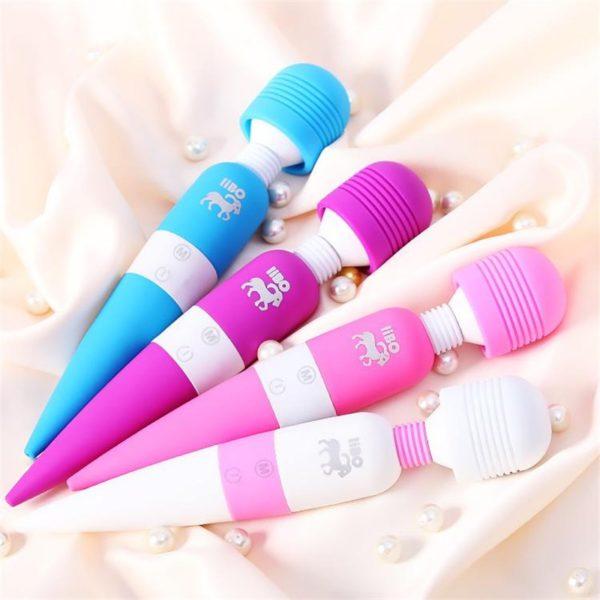 HTB1BBReKVXXXXaHXXXXq6xXFXXXv 600x600 - LIBO Magic Wand massager 8 rychlostí bílo-růžový