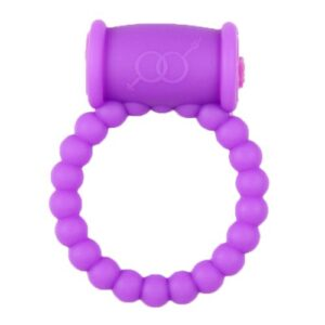 Vibrační kroužek - fialový