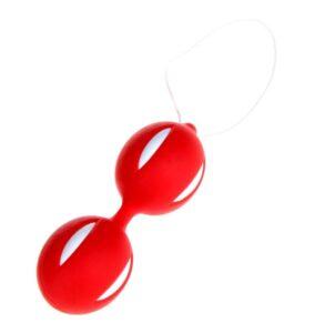 Venušiny kuličky - červené