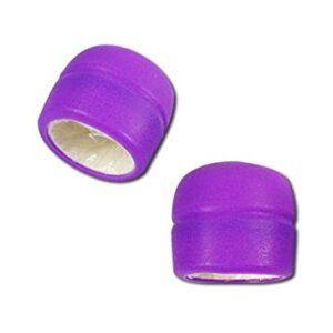 Náhradní potah na masážní hlavici Magic Wand massager - fialový