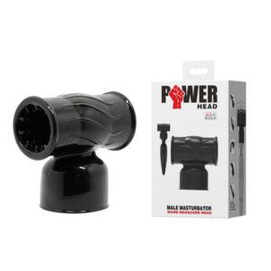 HTB1Bk6MQpXXXXcSXpXXq6xXFXXX8 300x300 - Baile Power Head - Nástavec na Magic Wand Massager tunel pro muže - černý