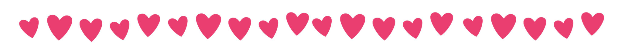 line of hearts - Valentýnský MagicWand balíček