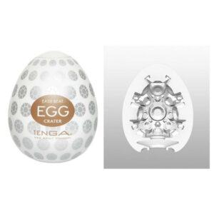 Masturbátor Tenga Egg Crater 1ks