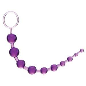 Anální kuličky fialové