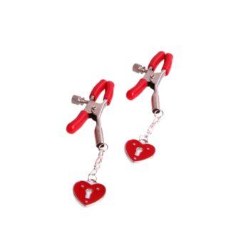 HTB1m5UMavvsK1Rjy0Fiq6zwtXXaG 324x324 - Kolíčky na bradavky červené se srdíčky